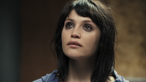 Gemma Arterton is Alice Creed