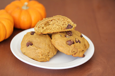 photo of three cookies on a plate