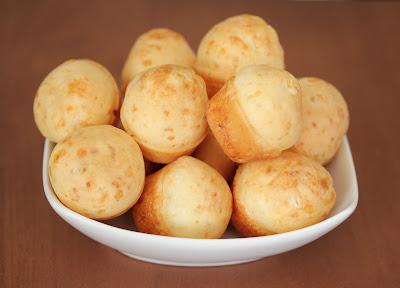 Cheese Tapioca Breads