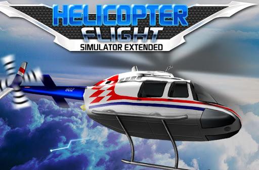 直升機飛行模擬器3D