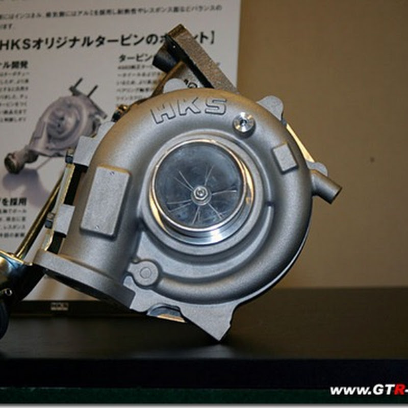HKS GT II Turbochargers for R35 GT-R
