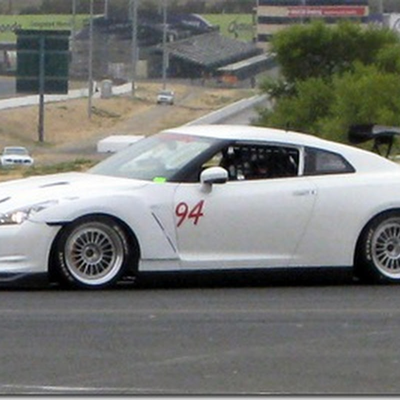 GOTO Racings R35 GT-R : First Test Video