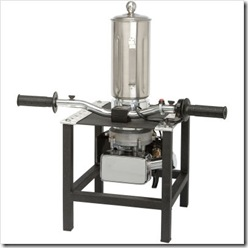 Gas Powered Party Blender (2 Stroke Engine)