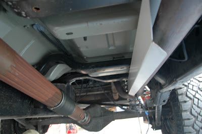 JK aux fuel tank- The Long Ranger - JKowners com : Jeep