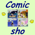 Comic Sho logo