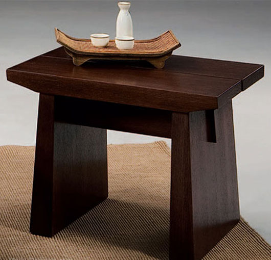 Serene And Practical 40 Asian Style Dining Rooms: Asian Furniture Table