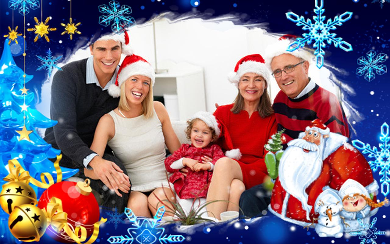 Xmas photo frames android apps on google play xmas photo frames screenshot voltagebd Gallery