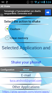 Shake Music FREE Screenshot 2