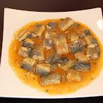 Hotel Gastronomico - Hotel Restaurant Diego. Plato tipico cocina del Delta del Ebro. Suc d'anguiles del Delta del Ebro