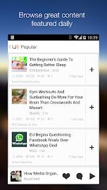 Umano: Listen to News Articles Screenshot 3
