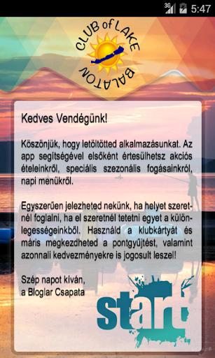 Club of Lake Balaton
