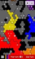 Screenshot of Battle for Hexagon