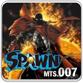Spawn Go Launcher ex theme