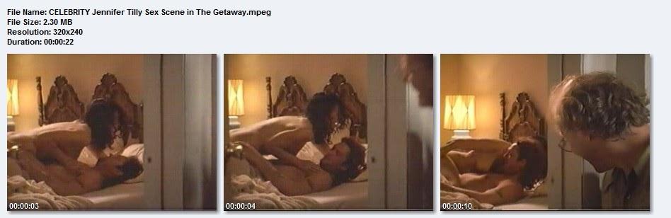 Jennifer Tilly The Getaway Sex Scene 100
