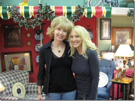 Rhoda & Layla