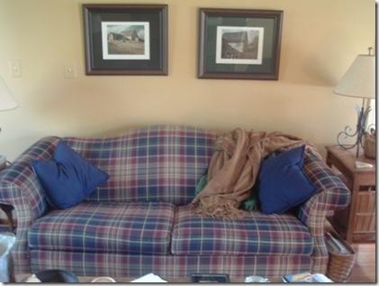 FR sofa
