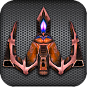 Afterburn: 3D space shooter icon