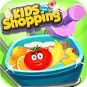 enfants Shopping icon