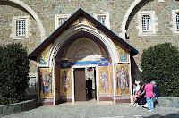 Holy Monastery of the Virgin of Kykkos - Cyprus