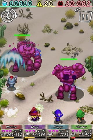 Dot-Ranger Dub Version #2- screenshot