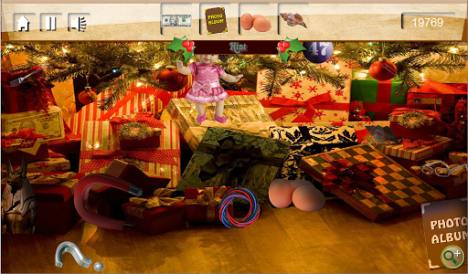 Hidden Object Xmas Gifts Free
