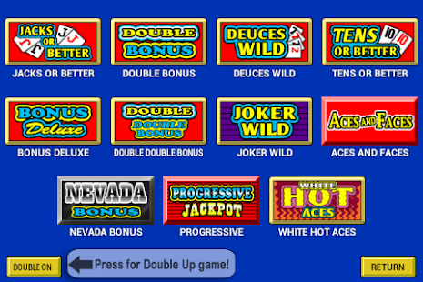 Video Poker - screenshot thumbnail