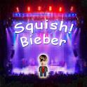 Squish! Justin Bieber logo