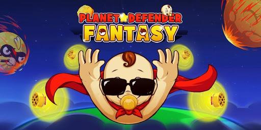 Planet Defender Fantasy