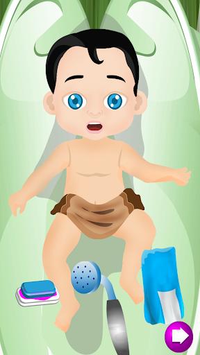 ゲームズ 病院 幼児