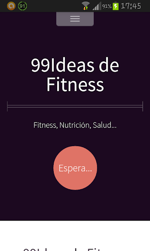 99Ideas de Fitness