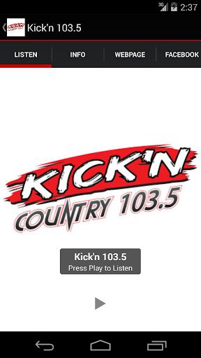 Kick'n 103.5