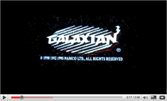 Galaxian 3 for PlayStation