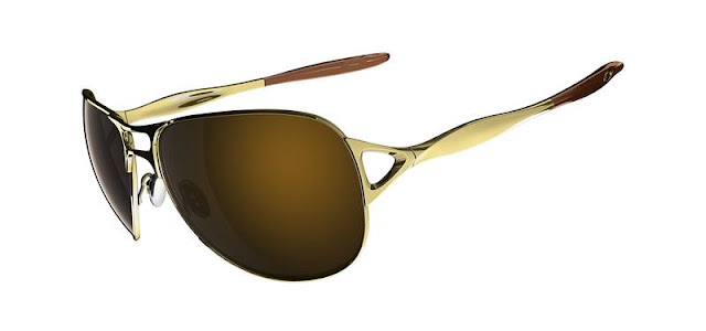a171015bd599b Oakley Hinder Polished Gold  Bronze Polarized.