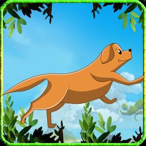 Dog Jungle Run for PC and MAC