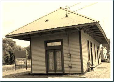 old train stn
