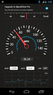 SpeedView: GPS Speedometer- screenshot thumbnail