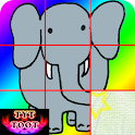 sliding picture puzzle icon