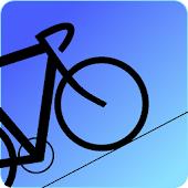 自転車ヒルクライム出力計算機