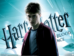 Harry Potter and the Half–Blood Prince movie Posters