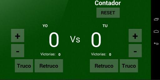 【免費棋類遊戲App】Contador de Truco-APP點子