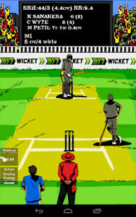 Hit Wicket Cricket India Cup - screenshot thumbnail
