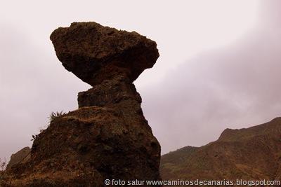 1369 Los Barrancos(Roque La Vela o Aguíla)