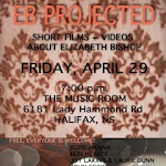 EB PROJECTED poster