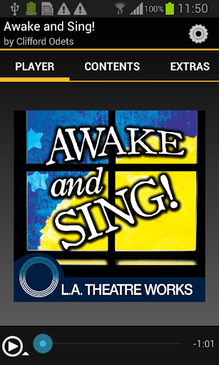 Awake and Sing C. Odets