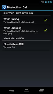 Bluetooth on Call - screenshot thumbnail