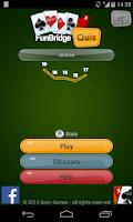 Screenshot of Fun Bridge Quiz