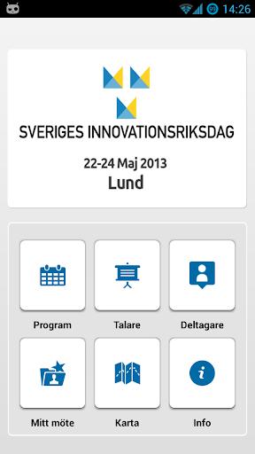 Sveriges Innovationsriksdag