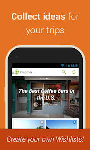 TouristEye - Travel Guide - screenshot thumbnail