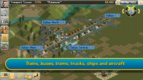 Transport Tycoon Screenshot 3