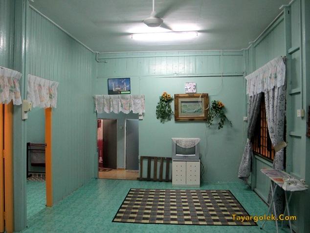 Ruang Dapur Rumah Kampung Desainrumahid Com